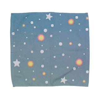 星屑 Towel handkerchiefs