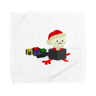 らぼりんをプレゼント Towel handkerchiefs