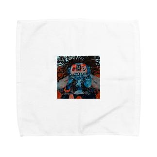 博打iPhone Towel handkerchiefs