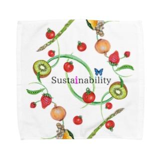 Sustainability Towel Handkerchief