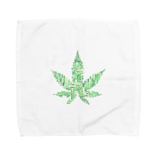WEED Towel handkerchiefs
