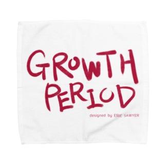 成長期 Towel handkerchiefs