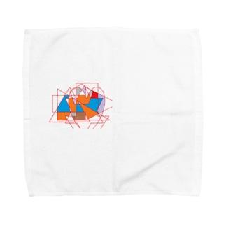 関ジャマ Towel handkerchiefs