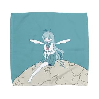 月面天使 Towel handkerchiefs