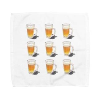 Beer(ジョッキ) Towel handkerchiefs