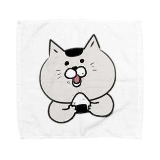 おにぎりくん Towel handkerchiefs