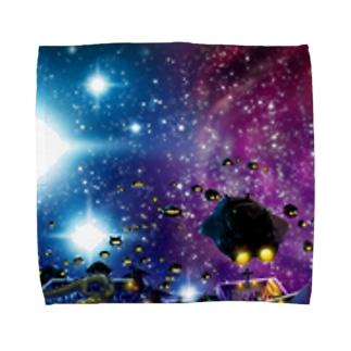 宇宙大元帥 Towel handkerchiefs