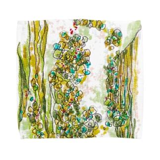 RightImpression05 Towel handkerchiefs