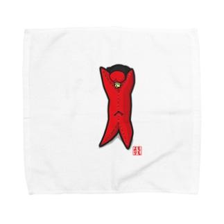さるぼぼ Towel handkerchiefs