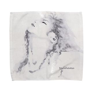 MJ天使 タオルハンカチ