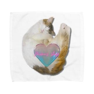 good night Towel handkerchiefs