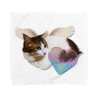 my angel-4 special filter Towel handkerchiefs