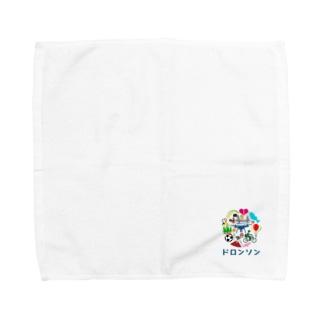 ドロンソン Towel handkerchiefs