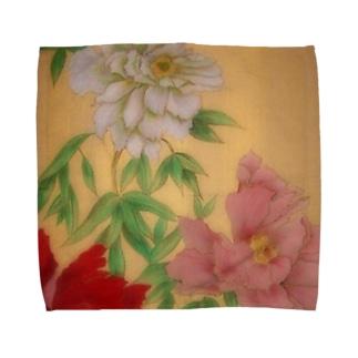 BUTTON Towel handkerchiefs