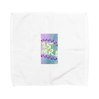 不思議な空間 Towel handkerchiefs