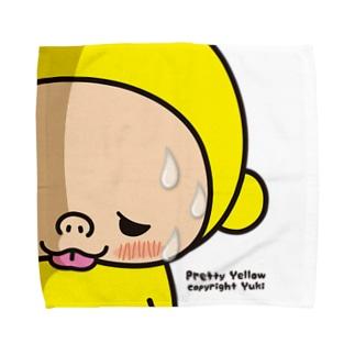 冷や汗ハンケチ Towel handkerchiefs