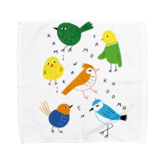 Kamitamonoki Towel handkerchiefs