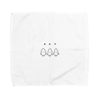 コメツブラザーズ Towel handkerchiefs