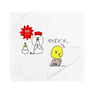 とりぴよ Towel handkerchiefs