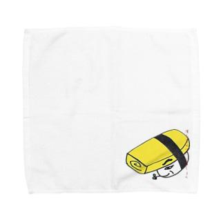 玉子の旦那 Towel handkerchiefs