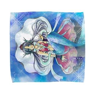 パール Towel handkerchiefs
