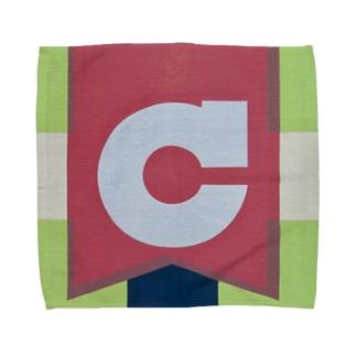 Coris - C Towel handkerchiefs