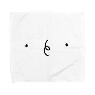 近づいてきたちっちゃいーり Towel handkerchiefs