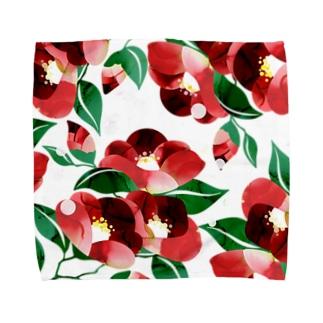 花椿 Towel Handkerchief