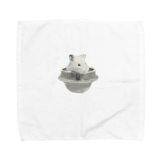 釜めしモロンちゃん Towel handkerchiefs