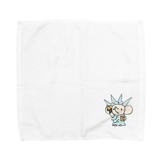 パーキータオル Towel handkerchiefs