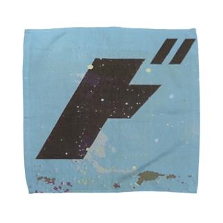 Speed 'in between blues' - ド Towel handkerchiefs