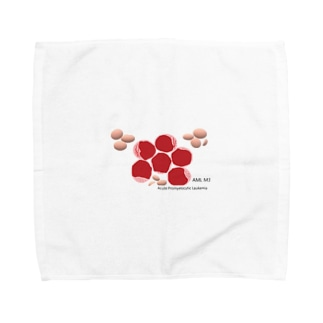 Acute Promyelocytic Leukemia Towel handkerchiefs