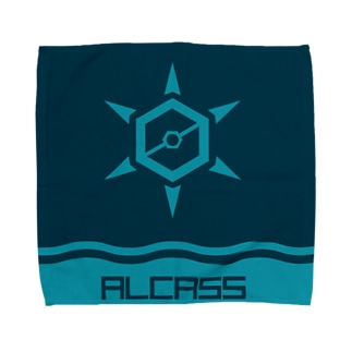 ALCASS Towel handkerchiefs