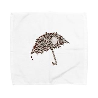 あんぶれら Towel handkerchiefs