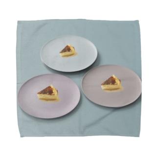 バスチー専用皿 Towel handkerchiefs