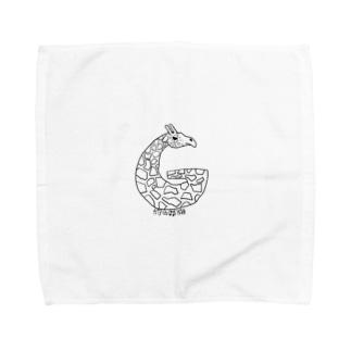 な Towel handkerchiefs