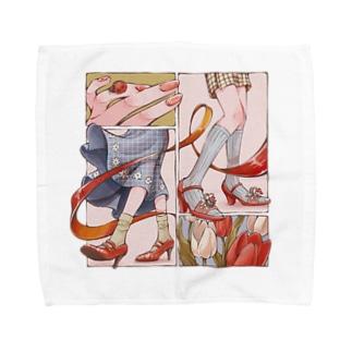 春風 Towel handkerchiefs