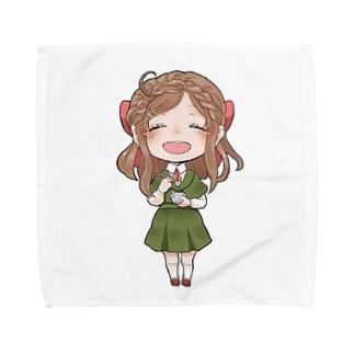 ちびキャラグッズ Towel handkerchiefs