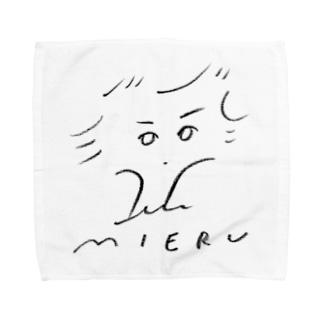MIERU Towel handkerchiefs