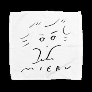 SAKI HOTAEのMIERU Towel handkerchiefs