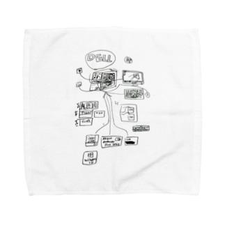 soffice made by きゃっくん Towel handkerchiefs