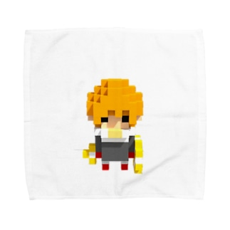ボクセル勇者 Towel handkerchiefs