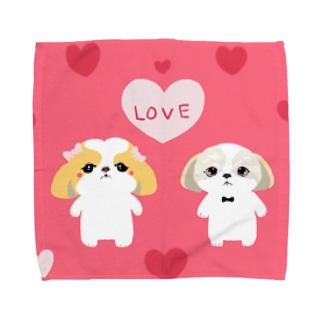 ココロン Towel handkerchiefs