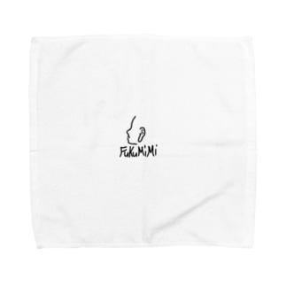左耳 Towel handkerchiefs