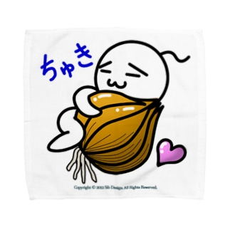 忠太君⑥ Towel handkerchiefs