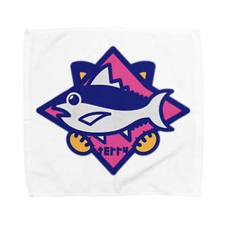 パ紋No.2880 terry  Towel handkerchiefs