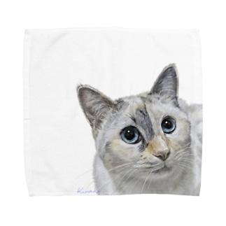 ロージーちゃん Towel handkerchiefs