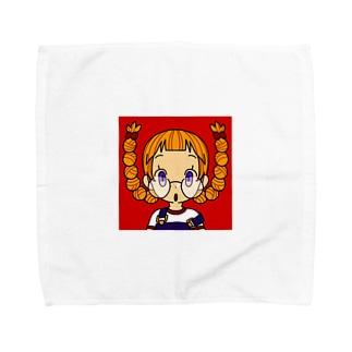 ‼️ Towel handkerchiefs