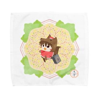 万華鏡炒飯(てとら) Towel handkerchiefs