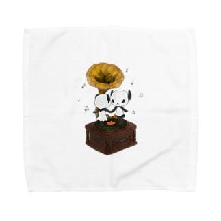slow dance♪ Towel handkerchiefs